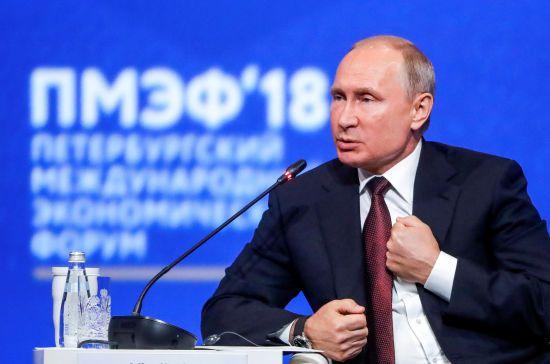 Путін згадав про збитий Україною Ту-154 у контексті авіакатастрофи МН17