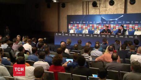Клопп потролил журналиста во время пресс-конференции в Киеве