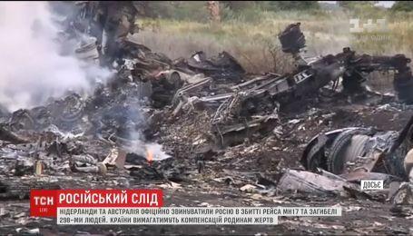 ЄС та НАТО вимагають, аби Москва взяла відповідальність за смерть пасажирів Boeing МН17