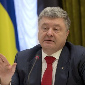 Порошенко назвал возможные сроки принятия закона об антикоррупционном суде