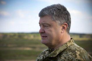 Освобождение узников Кремля и миротворцы ООН на Донбассе. О чем говорили Порошенко и Трюдо