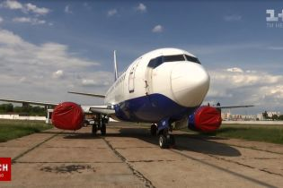 Продається російський літак: Україна виставила на продаж конфіскований Boeing 737