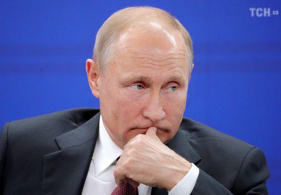 Путін сказав, що не буде балотуватися на наступних виборах президента РФ