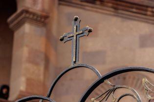 Невідомі розпорошили газ у приміщенні Київської Патріархії УПЦ КП