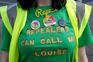 В Ірландії оголосили офіційні результати референдуму щодо легалізації абортів