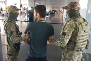 """В """"Борисполе"""" задержали иранца, который назвался террористом"""