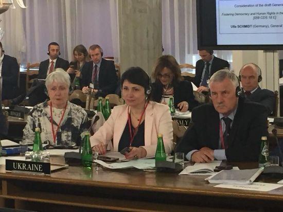 РФ відповідальна за порушення прав людини в Україні та Грузії – доповідь ПА НАТО