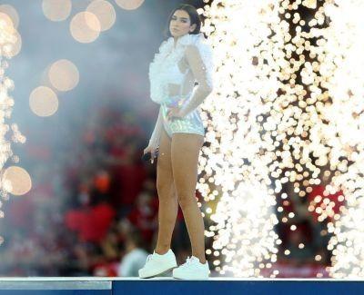 """Як на """"Олімпійському"""" відгриміла фантастична церемонія відкриття Ліги чемпіонів"""