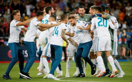 """""""Реал"""" встановив суперрекорд Ліги чемпіонів"""