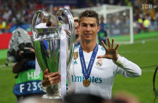 """""""Реал"""" підкорив моє серце і мою сім'ю: Роналду написав зворушливого листа перед трансфером до """"Ювентуса"""""""