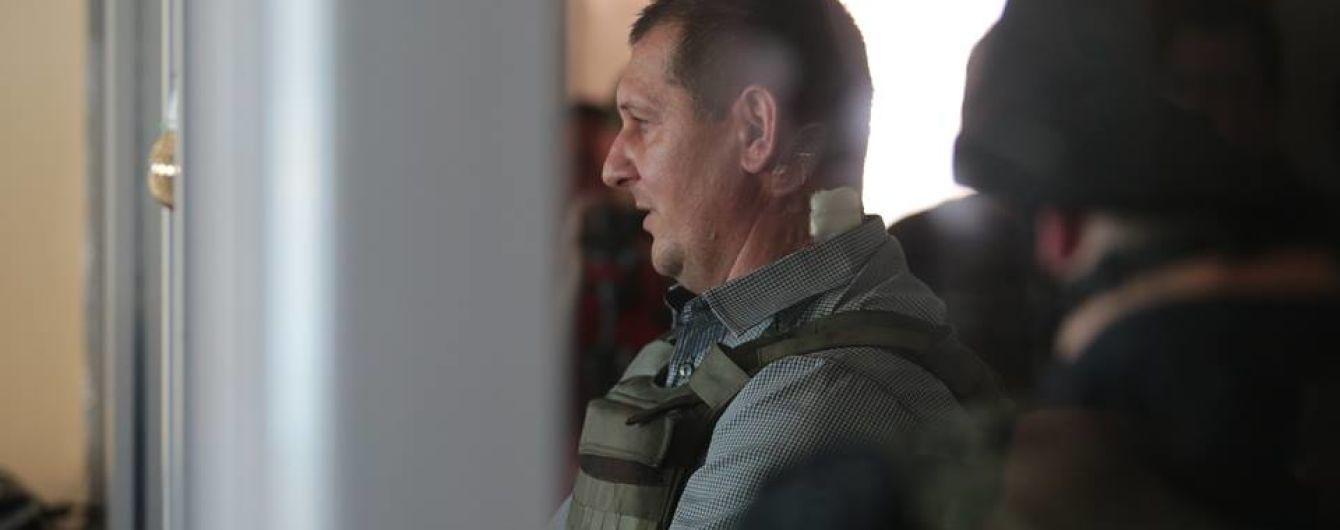 Суд арестовал подозреваемого в убийстве депутата Черкасского облсовета