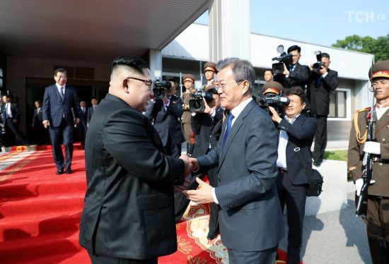 Лідери КНДР та Південної Кореї відтепер зустрічатимуться регулярно