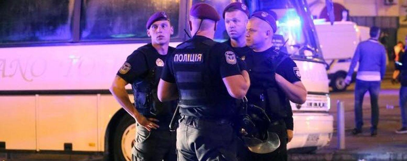 До поліції надійшло 70 заяв щодо іноземців у день фіналу Ліги чемпіонів