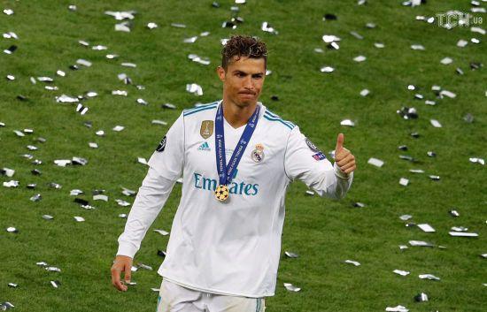 Роналду: Лігу чемпіонів треба перейменувати в CR7 Champions League
