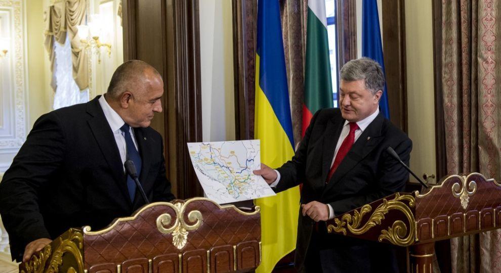 Порошенко домовився з прем'єром Болгарії про будівництво дороги Одеса-Варна