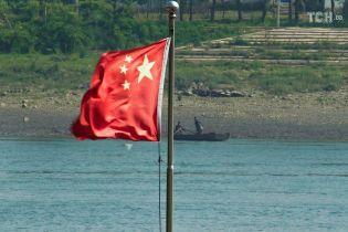 Китай обвинил США во вторжении в свои территориальные воды