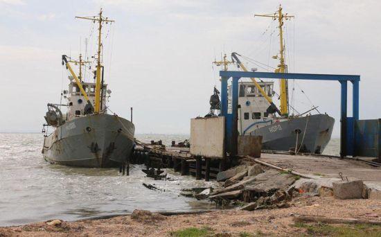 """Денісова хоче обміняти моряків кримського """"Норда"""" на затриманих окупантами українських рибалок"""
