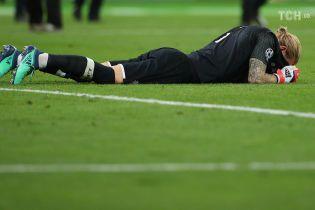 """Голкіпер """"Ліверпуля"""" отримує смертельні погрози і не може спати через мегаляп у фіналі Ліги чемпіонів"""