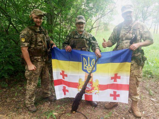 Українські бійці на Донбасі захопили в п'яних бойовиків другий кулемет