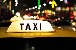 Чиновники не советуют садиться в такси на еврономерах