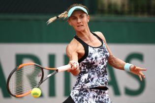 Цуренко достроково завершила матч на Roland Garros через травму