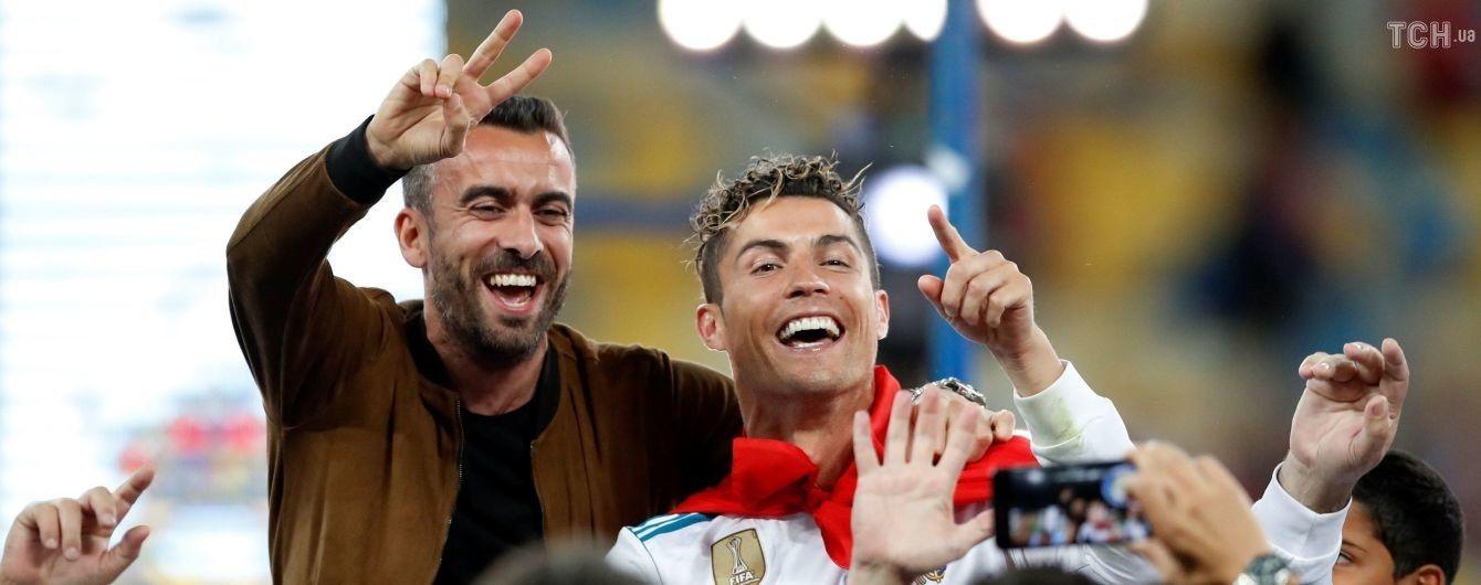 """Роналду анонсував свій можливий відхід із """"Реала"""""""
