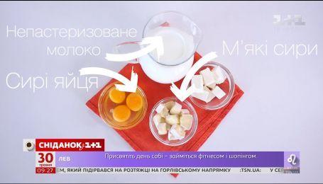 Які продукти є небезпечними для вагітних - Поради Лори Філіпової
