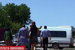 На Черкащині поховали маму Олега Винника