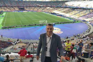 Кличко назвал три плюса для Киева от финала Лиги чемпионов и анонсировал боксерский конгресс