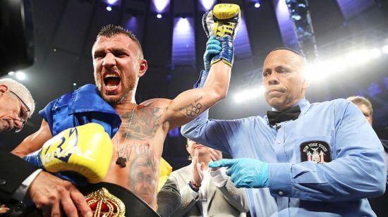 Менеджер Ломаченка назвав точну дату повернення Василя у ринг