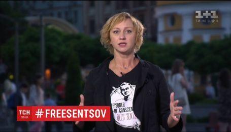 Акторка Римма Зюбіна висловила підтримку Олегу Сенцову