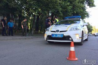 В Кривом Роге похитили и застрелили в микроавтобусе мужчину
