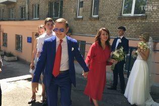Ляшко одружився з Росітою. Ексклюзив ТСН