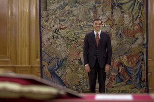 Новий прем'єр-міністр Іспанії склав присягу