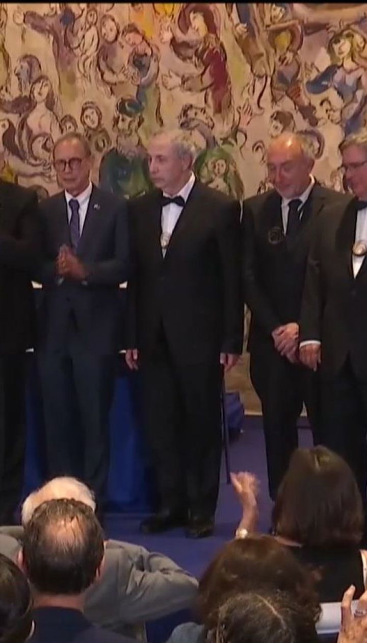 У Єрусалимі відбулося нагородження лауреатів цьогорічної премії Волфа