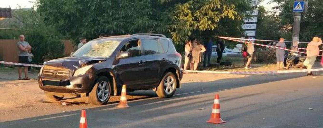 """В одеській лікарні померла жінка, яку збив позашляховик на """"смертельному"""" перехресті"""