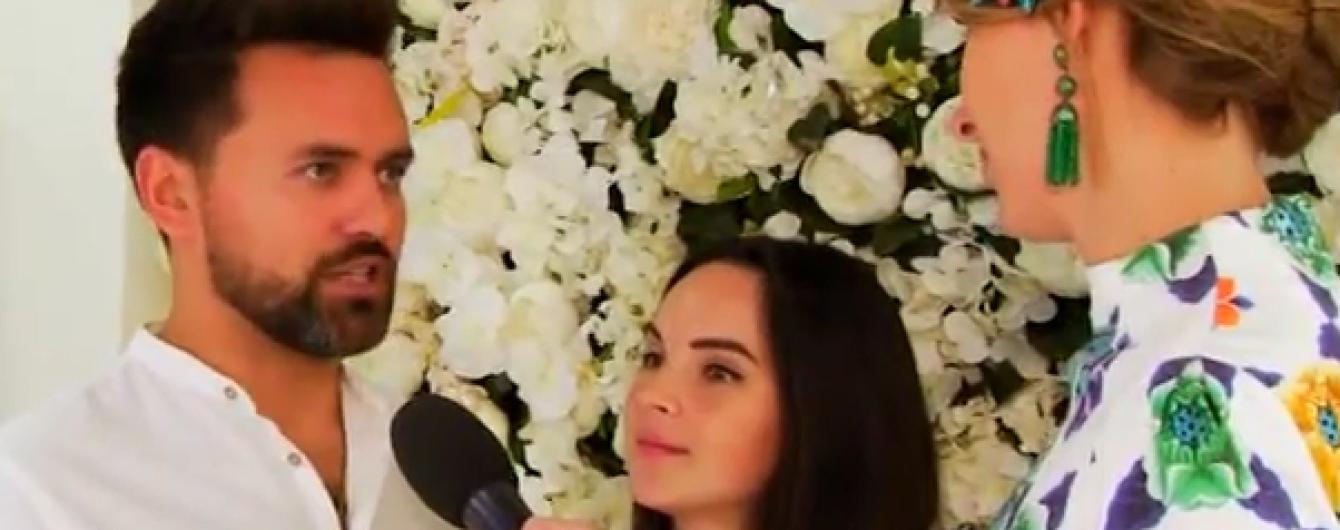 """Ведущий """"Евровидения-2017"""" Мирошниченко с женой сообщили дату рождения их первенца"""