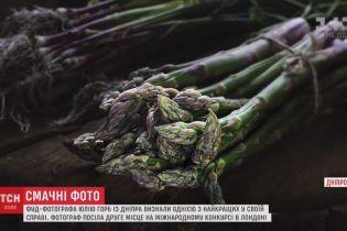 Украинка вошла в список лучших фотографов еды в мире