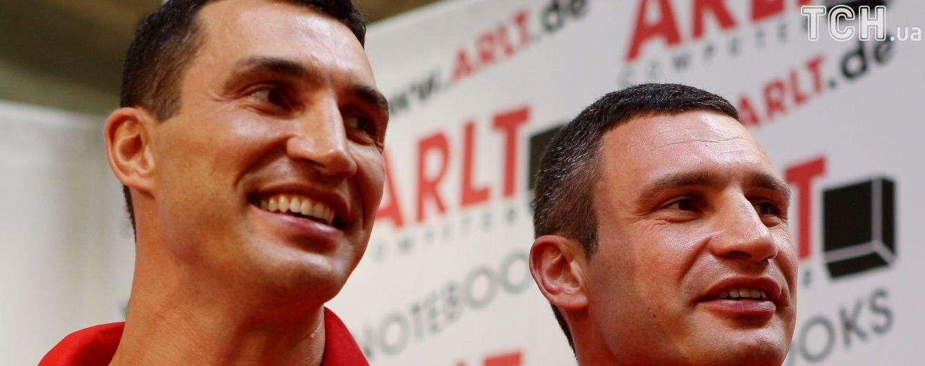 Виталий Кличко чувствует свою вину в поражении брата в бою против Джошуа