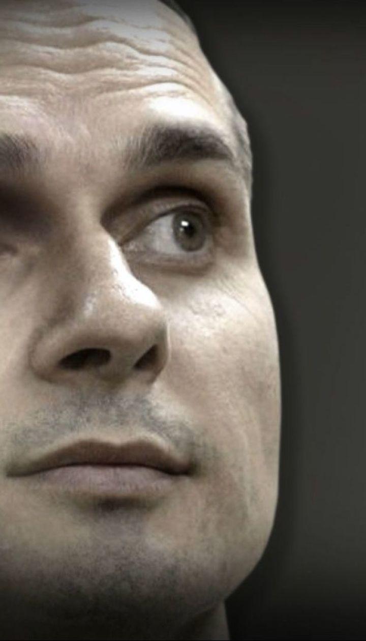 Продовження голодування: політв'язню Сенцову вводять літр глюкози щодня