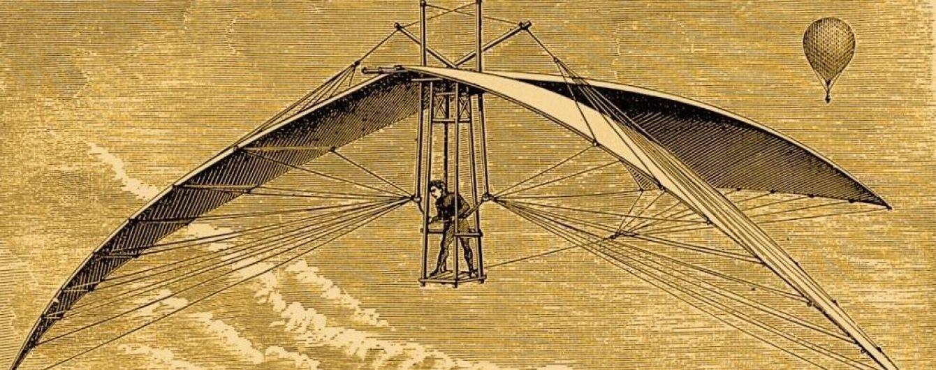 Да Вінчі з полонини: у Карпатах винахідник-самоучка майструє орнітоптер