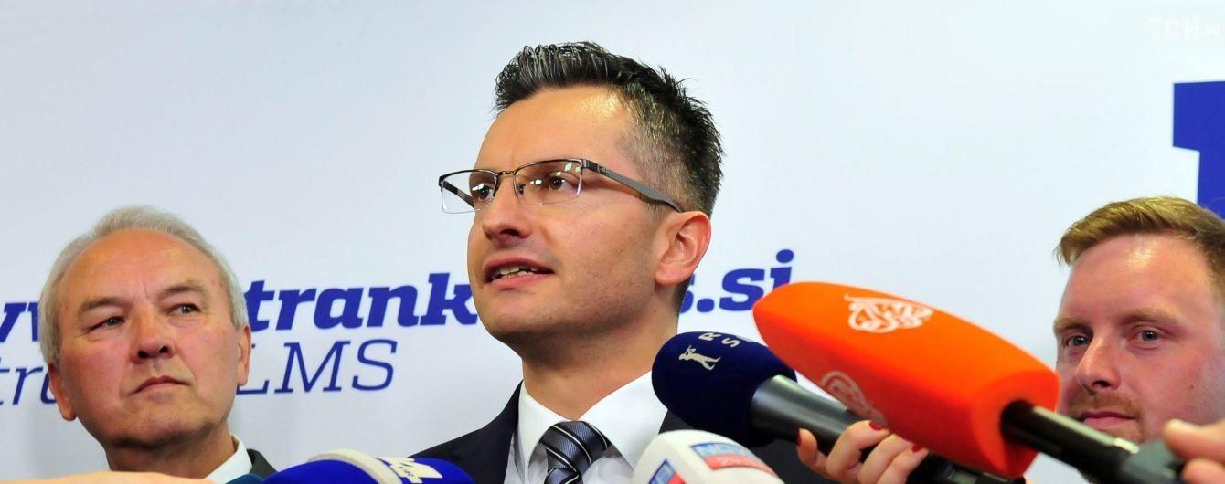 Антимигрантская партия победила на выборах в Словении - экзит-пол