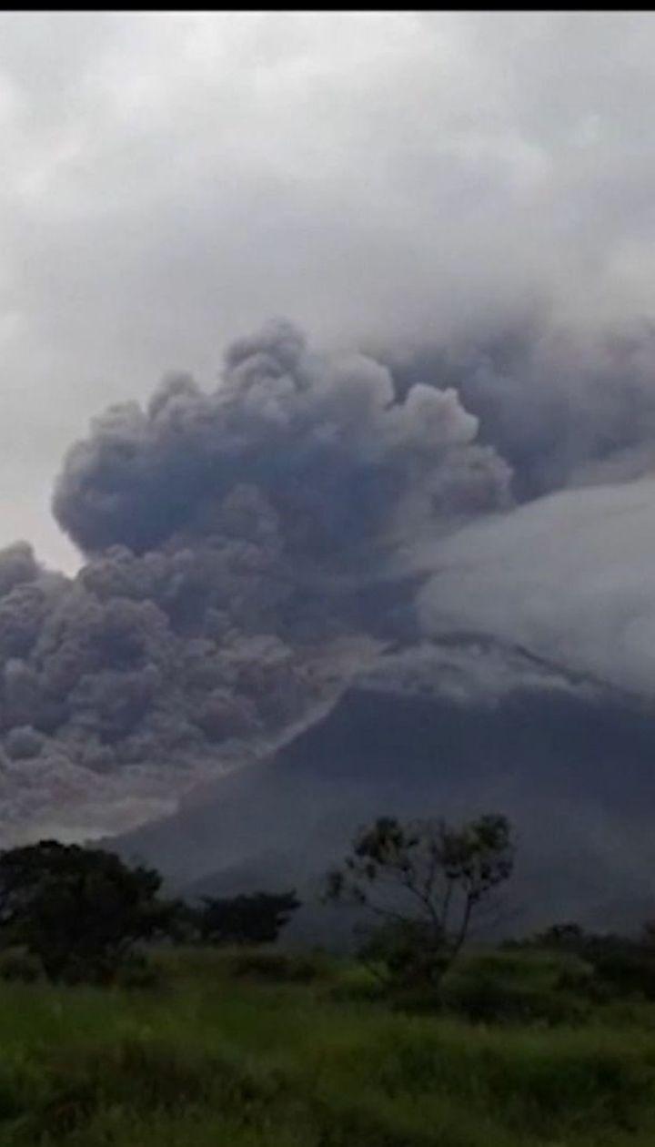 Щонайменше 25 людей стали жертвами виверження вулкану у Гватемалі