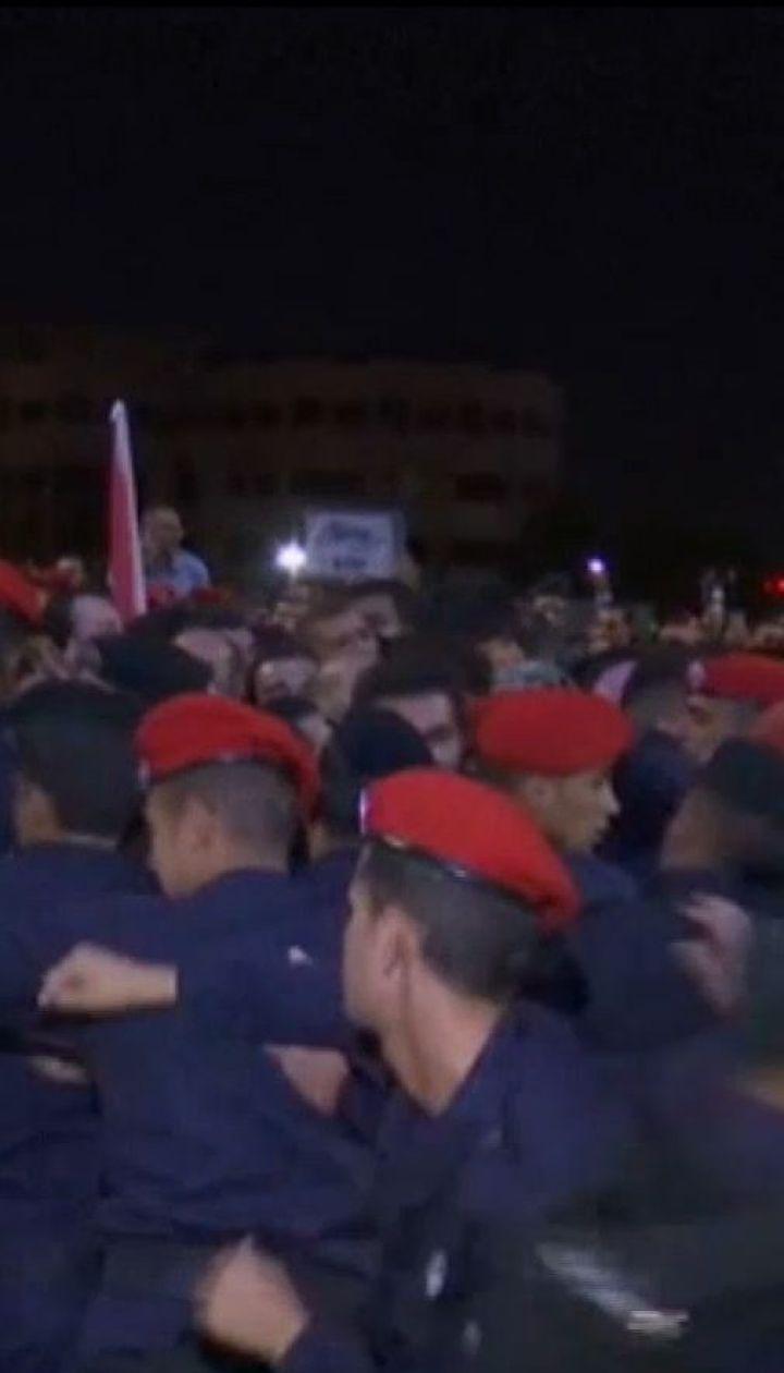 В Иордании десятки тысяч людей вышли на протесты из-за коррупции в правительстве