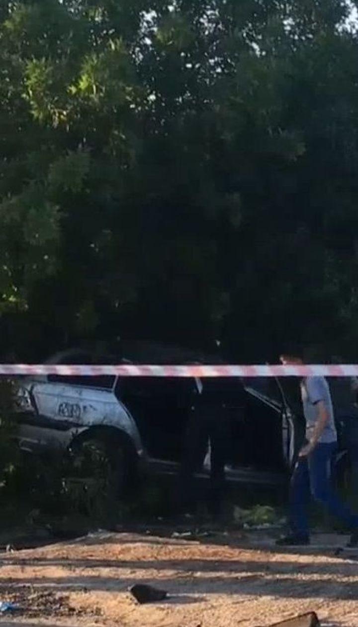 Подозреваемого в совершении смертельного ДТП в Запорожье взяли под арест