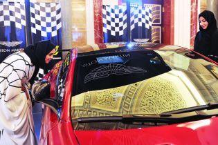 Женщины Саудовской Аравии становяться новой целью автомобильных компаний