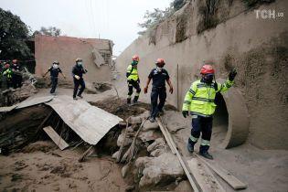 Без відбитків пальців: у Гватемалі зросла кількість загиблих унаслідок виверження вулкана, яких важко ідентифікувати