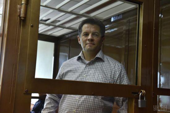 Омбудсмена Денісову не допустили до політв'язня Сущенка