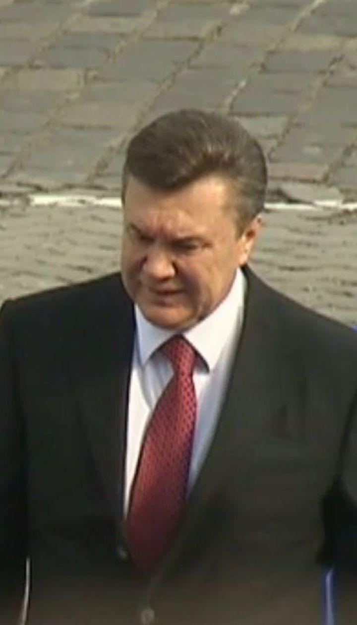 В Оболонском суде столицы продолжат рассмотрение дела Януковича