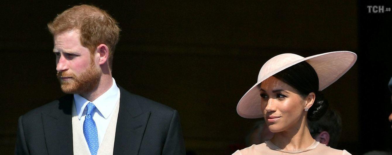 Майбутні доньки принца Гаррі та Меган залишаться без королівського титулу